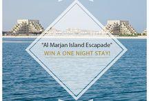 Al Marjan Island Escapade / Competition Offering Various Rewards