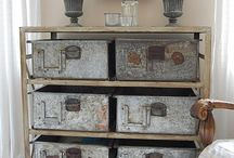 Industrial antiques / by Linda Barth