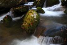 waterfalls / by Brenda Johnson