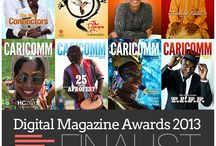 Digital Magazine 2013 Finalist / For The Caribbean, For The World