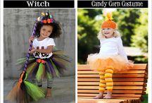 Halloween costumes / by Kristi Napier Brown
