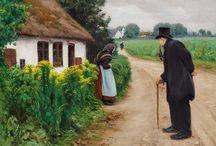 Hans Andersen Brendekilde - Danish Artist