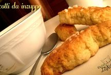 biscotti e pasticcini / cookies and pastries