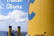 Travel - Cruisin' / Cruises are a great way to travel. Here is some must know things about cruising before your set sail.