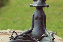 Скульптуры / Самые необычные и интересные памятники и скульптуры