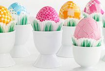 CELEBRATE : Easter / All about Easter - DIY, how to, and pretty party supplies / by Confetti Sunshine
