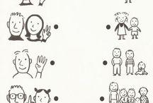 Školla / Spokovani rodiny
