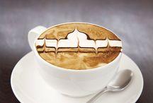 koffie kunst