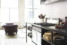 Cucine dove la gente vive