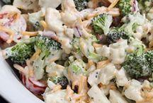 Salads / by Aprill Murphy