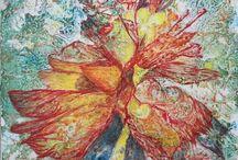 Flora fauna Fantasie Isiris Art