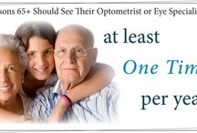 Senior Vision / Eye care for elders