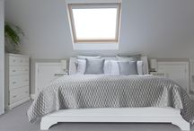 Under The Eaves / Attic rooms need storage solutions to maximise the space - a speciality of the team at Alcove Designs - bring us your awkward spaces!