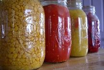 Canning, Homemade mixes / by Jana Thompson
