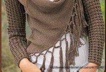 bojtos pulóver