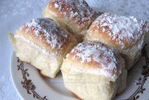 Kelt tészták kenyerek és társaik.