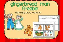 Gingerbread man / by Laura Marie