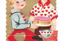Vintage-Childrens Cards / by Sharon Corcilius
