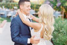 Wedding Reception Inspiration / Fine Art Wedding Photography Inspiration. Film Wedding Reception using Fuji 400h.