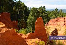 Luberon / Impressionen aus der Landschaft Luberon (Provence)