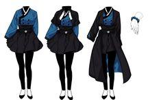 Manga clothes