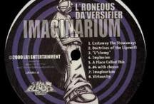 Hip hop favourite 20 LPs
