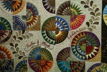 quilts / These are quilts that I admire and would like to make one of these day.