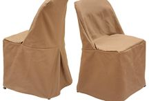 Unfold Folded Chair Covers