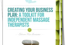Massage Business (assignment) / Collecting ideas for business plan