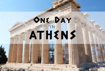 Traveling Greece / How to get around Greece, best way to visit, seeing the Greek Islands, Greece's hidden secrets.