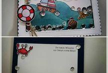 PearlStamp - Cards / Handgemachte Karten von PearlStamp.de