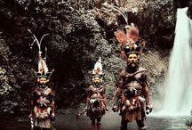 Mis viajes por Papua Nueva Guinea / Mis viajes y aventuras por Papúa Nueva Guinea