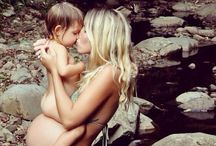Mummy and Me / Inspiration from gorgeous mum's and cute babies