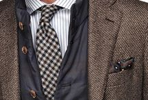 Casual  / The Fashions behind Men