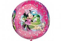 Minnie / Minnie  Party supplies for Minnie Mouse party théme