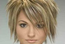 Hair ideas / by Dody Goldsmith-Knies