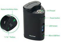200W Eleaf Pico Dual TC Mod – £15.99 - https://vapebargains.co.uk/200w-eleaf-pico-dual-tc-mod-15-99/