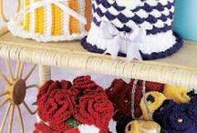 Crochet Books / Books / by Maria Rivera