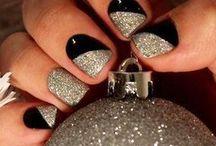 Nail Art - New Year inspiration