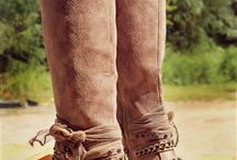 these BOOTS were made for walkin