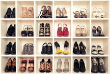 Shoe Obsession / by Diana Foglia