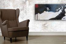 Acrylic paintings / Interior Art paintings acrylic paintings