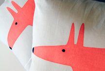 Декор для дома / Декоративные подушки