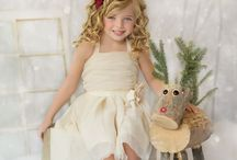Inspiration séance Noël Enfants