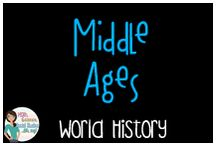 World History:  Middle Ages / Educational Resources on the Middle Ages