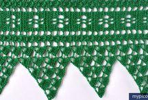 cenefa verde