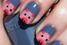 Nails  / by Ericka Yadira Montes Saenz