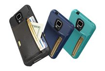 Q Card Case for the Samsung Galaxy S5 / Introducing the follow up to our hit Galaxy S4 case! / by CM4