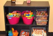 Classroom Organization / by Emily Parker