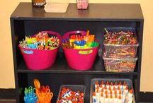 Organisering i klasserommet ♡